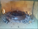 traditional bell oven