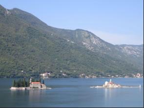 bay of boka kotorska montenegro